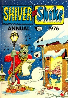 Shiver and Shake Annual #1976