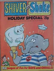 Shiver and Shake Holiday Special 1973 - 1980 #1975