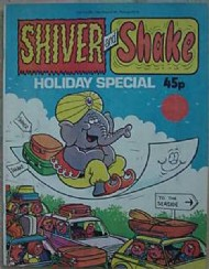 Shiver and Shake Holiday Special 1973 - 1980 #1980