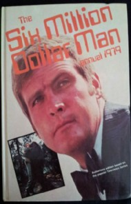 Six Million Dollar Man Annual 1977 - 1980 #1979