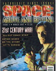 Space Above and Beyond 1997 - #1