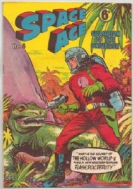 Space Ace 1960 - 1963 #6