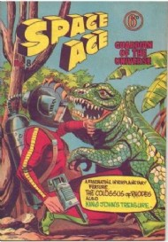 Space Ace 1960 - 1963 #8