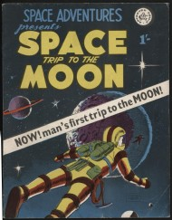 Space Adventures Presents Space Trip to the Moon 1965