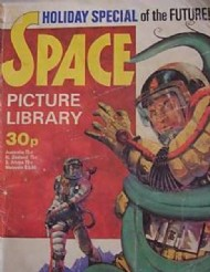 Space Picture Library Holiday Special 1977 - 1981 #1977