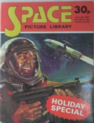 Space Picture Library Holiday Special 1977 - 1981 #1978