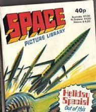 Space Picture Library Holiday Special 1977 - 1981 #1980