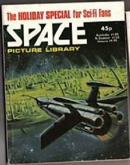 Space Picture Library Holiday Special 1977 - 1981 #1981