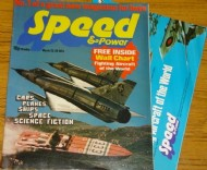 Speed and Power 1974 - 1975 #1