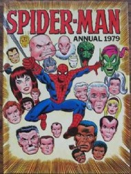 Spider-Man Annual 1975 - #1979