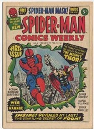 Spider-Man Comics Weekly 1973 - 1985 #1