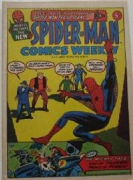 Spider-Man Comics Weekly 1973 - 1985 #2