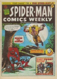 Spider-Man Comics Weekly 1973 - 1985 #7