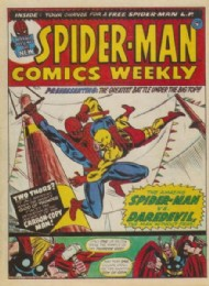 Spider-Man Comics Weekly 1973 - 1985 #8