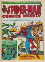 Spider-Man Comics Weekly 1973 - 1985 #9