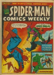 Spider-Man Comics Weekly 1973 - 1985 #11
