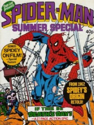 Spider-Man Summer Special  #1