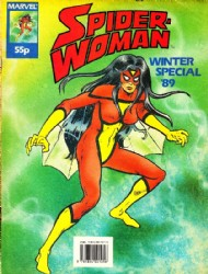 Spider-Woman Winter Special 1989