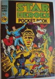 Star Heroes Pocket Book 1980 - 1981 #7