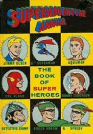 Superadventure Annual 1959 - 1971 #1966