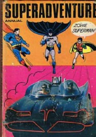 Superadventure Annual 1959 - 1971 #1968