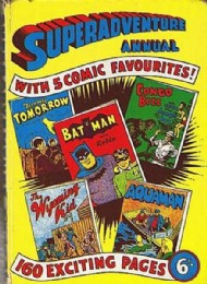 Superadventure Annual 1959 - 1971 #1958