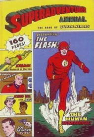 Superadventure Annual 1959 - 1971 #1962