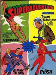 Superadventure Annual 1959 - 1971 #1963