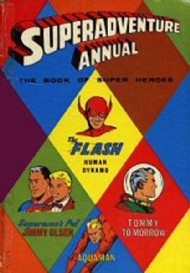Superadventure Annual 1959 - 1971 #1964
