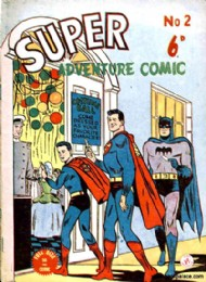 Superadventure Comic 1950 - 1960 #2