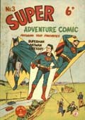 Superadventure Comic 1950 - 1960 #3