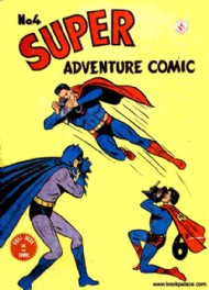 Superadventure Comic 1950 - 1960 #4
