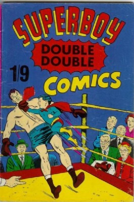 Superboy Double Double Comics #1