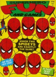 Superhero Fun and Games 1980 - 1981 #1