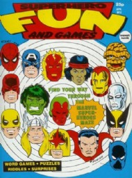 Superhero Fun and Games 1980 - 1981 #2