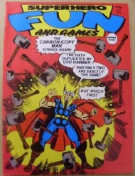 Superhero Fun and Games 1980 - 1981 #6