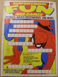 Superhero Fun and Games 1980 - 1981 #7