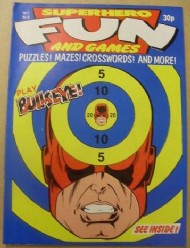 Superhero Fun and Games 1980 - 1981 #8