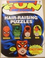 Superhero Fun and Games 1980 - 1981 #9