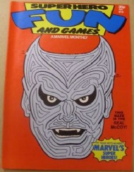 Superhero Fun and Games 1980 - 1981 #10