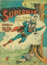 Superman All Color Comic 1947 - 1959 #11