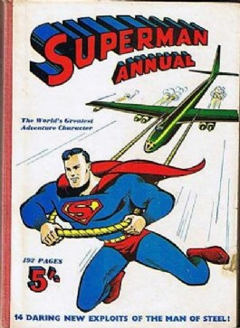 Superman Annual #1954