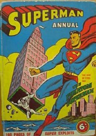 Superman Annual 1951 - #1958