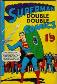 Superman Double Double Comics 1970 - 1971 #1