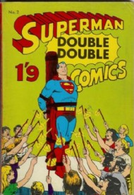Superman Double Double Comics 1970 - 1971 #2