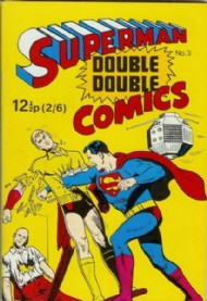 Superman Double Double Comics 1970 - 1971 #3