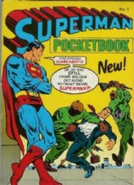 Superman Pocketbook 1978 - 1980 #1