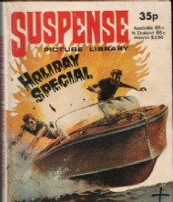 Suspense Picture Library Holiday Special 1977 - 1981 #1979