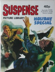 Suspense Picture Library Holiday Special 1977 - 1981 #1980