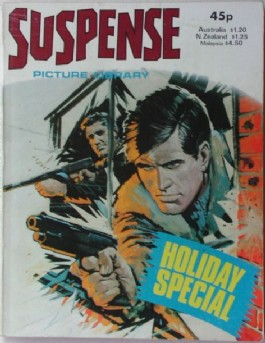 Suspense Picture Library Holiday Special #1981